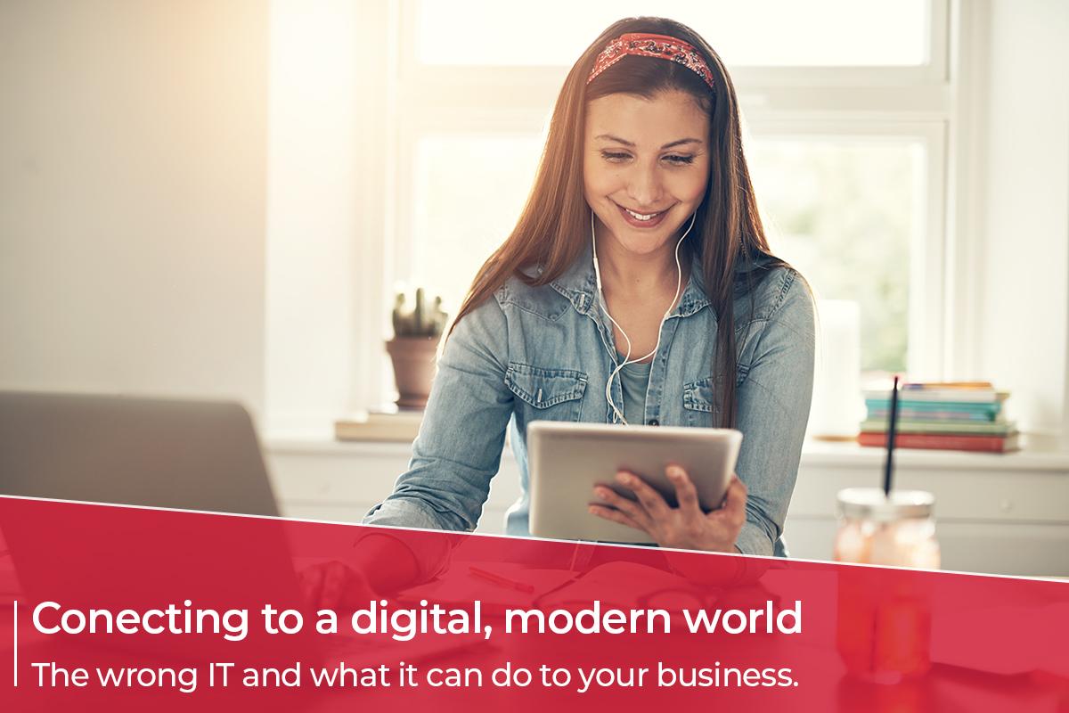 Digital world of work FI 1